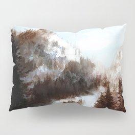 mountain Pillow Sham