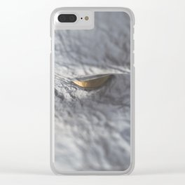 The Sculptor Clear iPhone Case