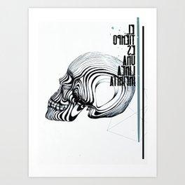 TEschio Art Print