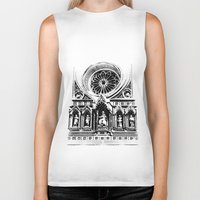 florence Biker Tanks featuring Florence by Mad Love