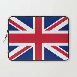 Flag of the United Kingdom Laptop Sleeve