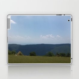 Meadow and mountains Laptop & iPad Skin