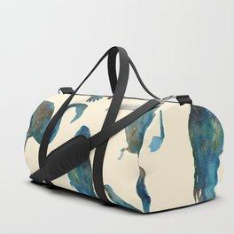 Tropical Birds Duffle Bag