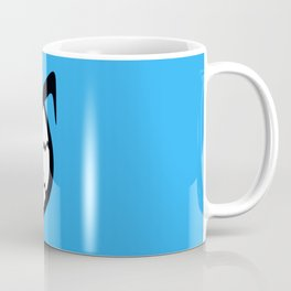 Angry Smurf Coffee Mug