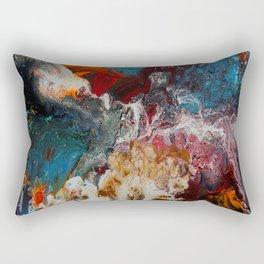 Sol de media noche Rectangular Pillow