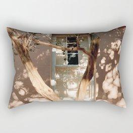 Summer Shadows Rectangular Pillow