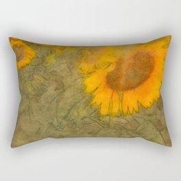 dreamy summer Rectangular Pillow