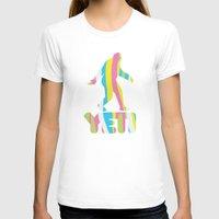 yeti T-shirts featuring Yeti by D-fens