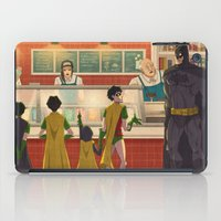 icecream iPad Cases featuring  Icecream Stand by soni