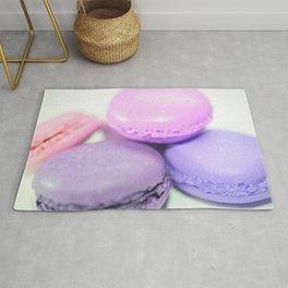 Macaroons Pink Peach Lavender Rug