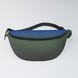 093 Plant Witch Gradient Fanny Pack
