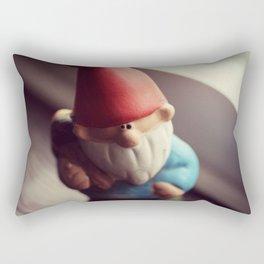 My Gnomie Rectangular Pillow