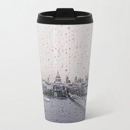 Rainy St. Paul's Travel Mug
