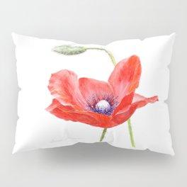 Red Poppy by Teresa Thompson Pillow Sham