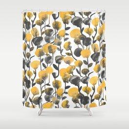 Full Of Flower Shower Curtain
