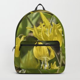 Glacier Lily Painterly Backpack