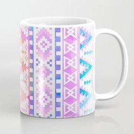 Watercolor Tribal Pastel Coffee Mug