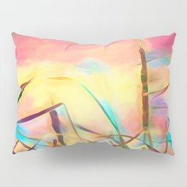 Peaceful Summer Pillow Sham