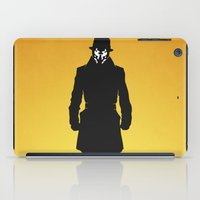watchmen iPad Cases featuring Watchmen by Nick Kemp