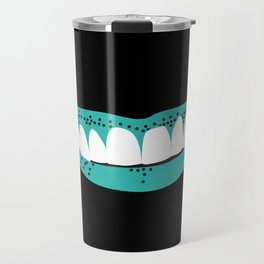 Kiss Me George Travel Mug