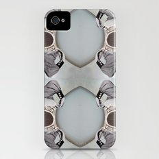 no matter how many times you put that on it's not going to work. Slim Case iPhone (4, 4s)