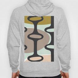 Midcentury modern pattern Hoody