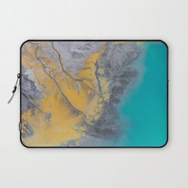 From above #photography #society6 Laptop Sleeve