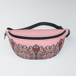 Pink Nouveau Fanny Pack