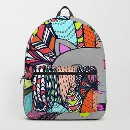Carnival Cat Backpack