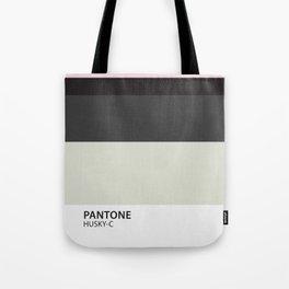 pantone husky Tote Bag