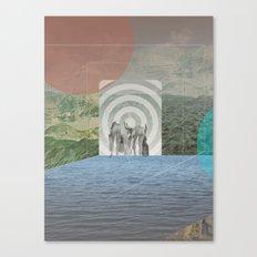 atmosphere 28 · inside Canvas Print