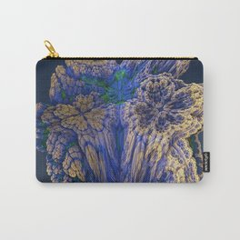 Mean Coral Carry-All Pouch