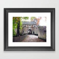 Dean Castle Framed Art Print