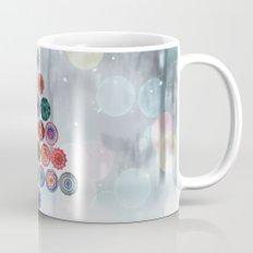 Abstract Christmas Tree Mug
