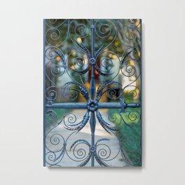Sword Gate Metal Print