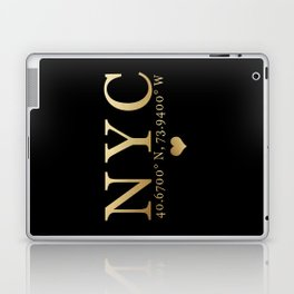 NYC Love Laptop & iPad Skin