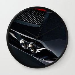Super Car Wall Clock