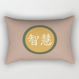 Paper Craft Wisdom Rectangular Pillow