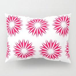 Poppy Modern Sunbursts Pillow Sham