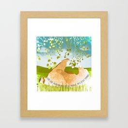 Spring 6 Framed Art Print
