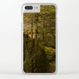Everything is Magic Clear iPhone Case