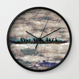 on the trip Wall Clock