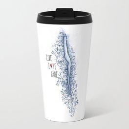 Seneca Live Love Lake Travel Mug