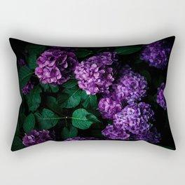 Hydrangea 01 Rectangular Pillow