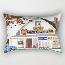 General Store Rectangular Pillow