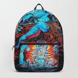 Lord Shiva The Destroyer Backpack