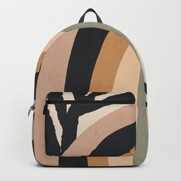 Abstract Art Rainbow 2 Backpack