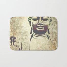 Buddha I Bath Mat