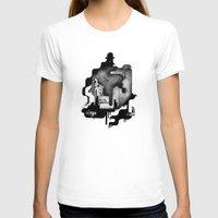 dramatical murder T-shirts featuring Murder by Iribú