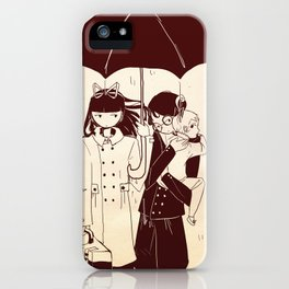 A Series of Unfortunate Events iPhone Case